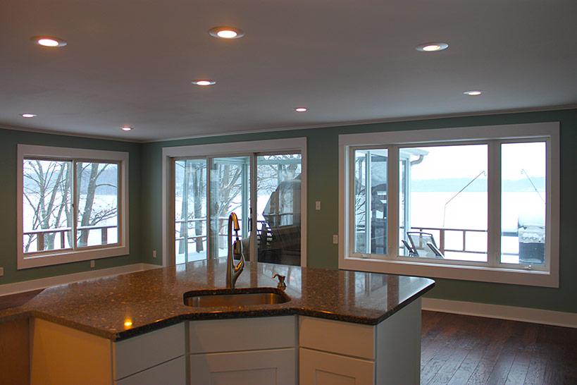 Complete Interior Remodel U2013 Corey Lake, Three Rivers