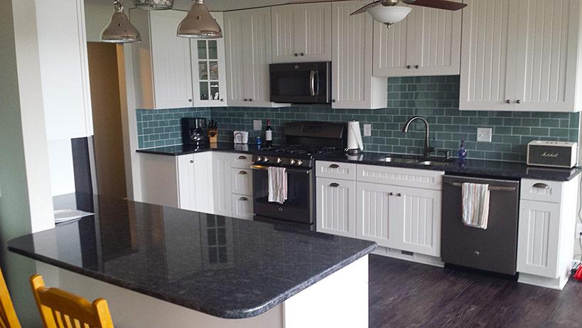 Total Interior Remodeling And Deck U2013 Corey Lake, Three Rivers, MI